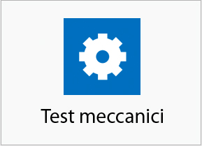 AREA - Test meccanici