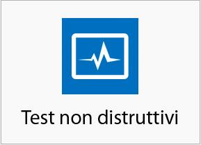 AREA - Test non distruttivi