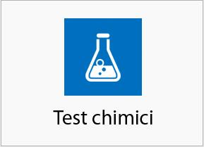 AREA - Test chimici