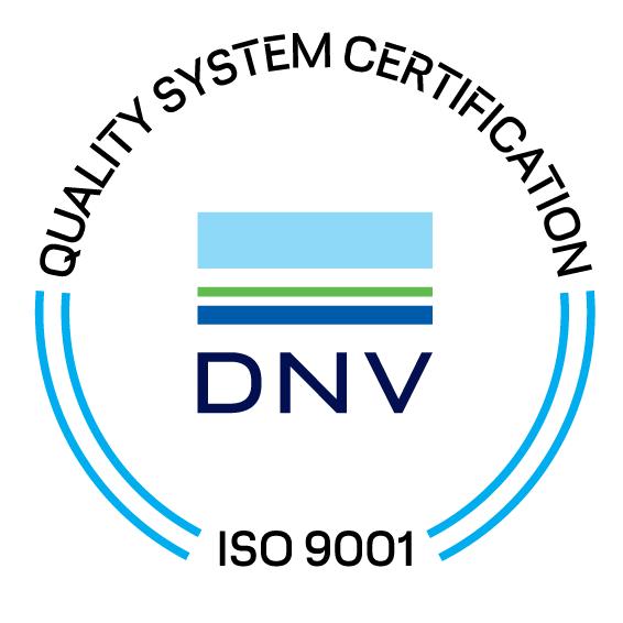 Q.I. Composites S.r.l. - Azienda certificata ISO 9001:2015 | Company certified ISO 9001:2015